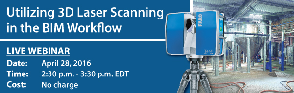 Tutorial Tuesday: Laser Scanning Workflow in Architectural Renovation