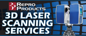 3D Laser Scanning Archives | Repro Products