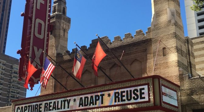 Repro Products, Inc. Captures the Fox Theatre with 3D Laser Scanning