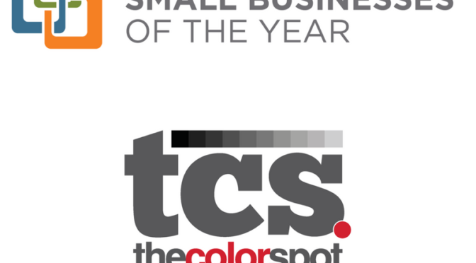 The Color Spot in the Cobb Chamber of Commerce Top 25 Small Businesses