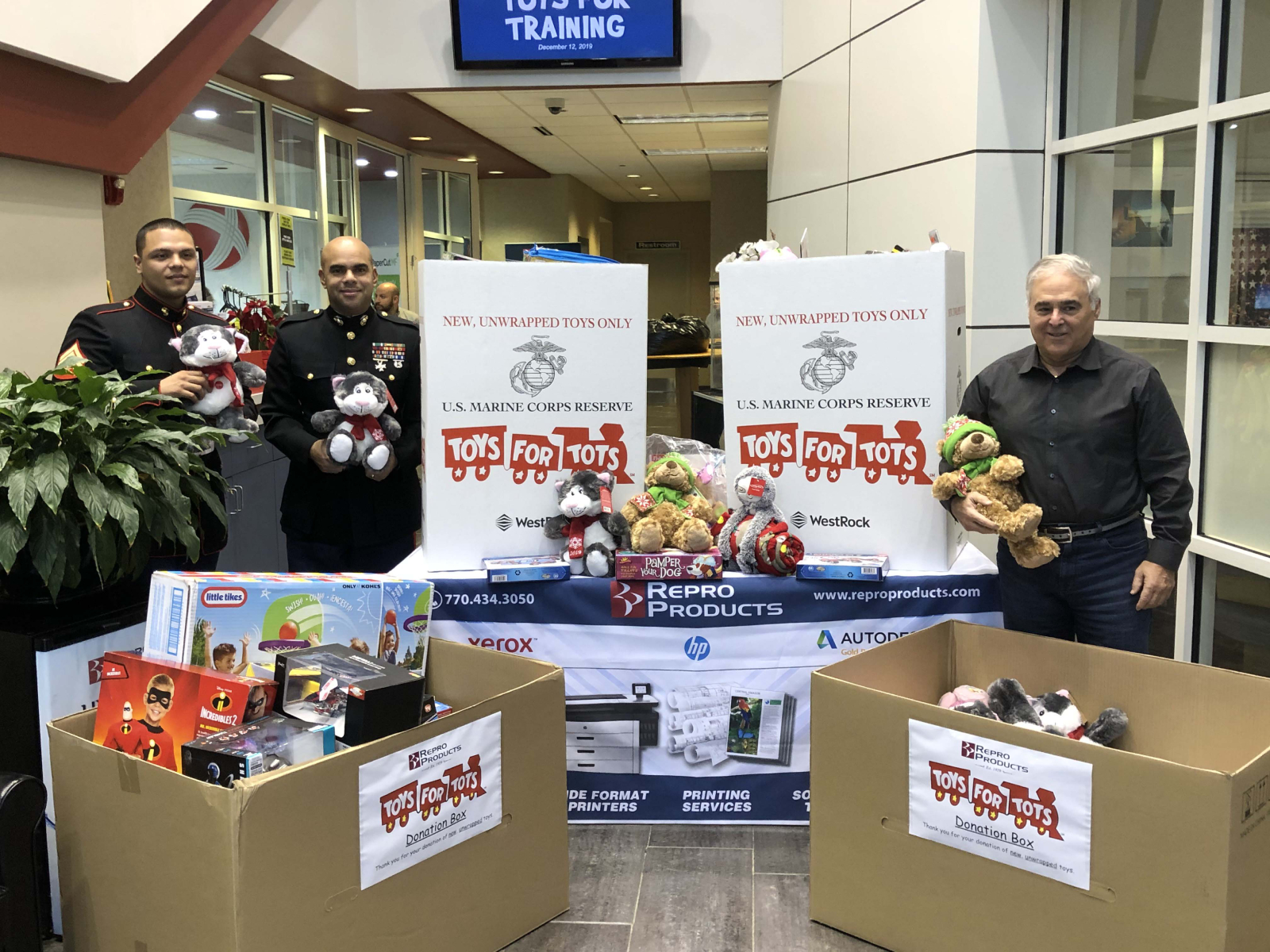 Toys for Tots Optimized