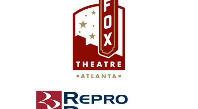 Repro Products is a Fox Theatre a Marquee level sponsor