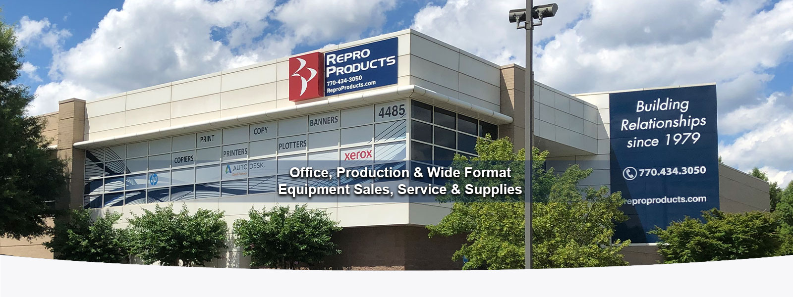 Repro Products Headquarters