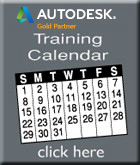 Autodesk Training Calendar