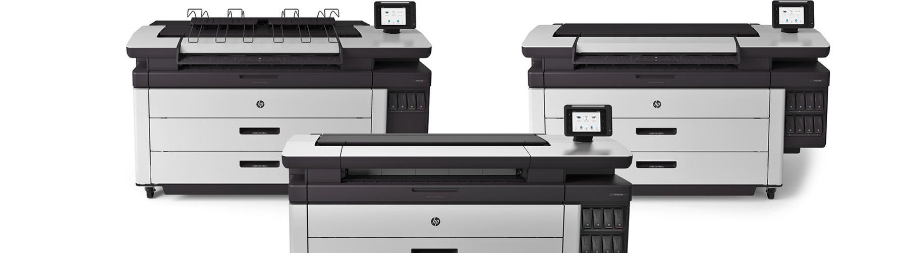 HP PageWide XL Printer