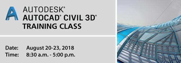 Civil 3D Training   Repro Products