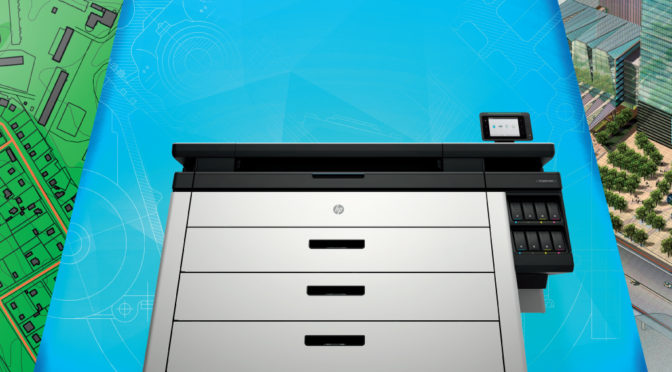 Repro Products announces the latest models of HP PageWide XL printers and MFPs