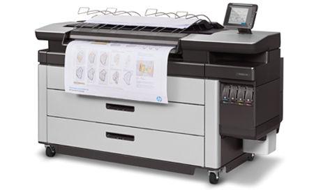 HP PageWide XL 4500 Printer