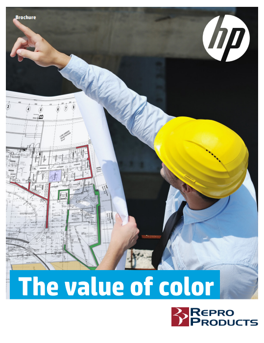 Why Color HP Brochure