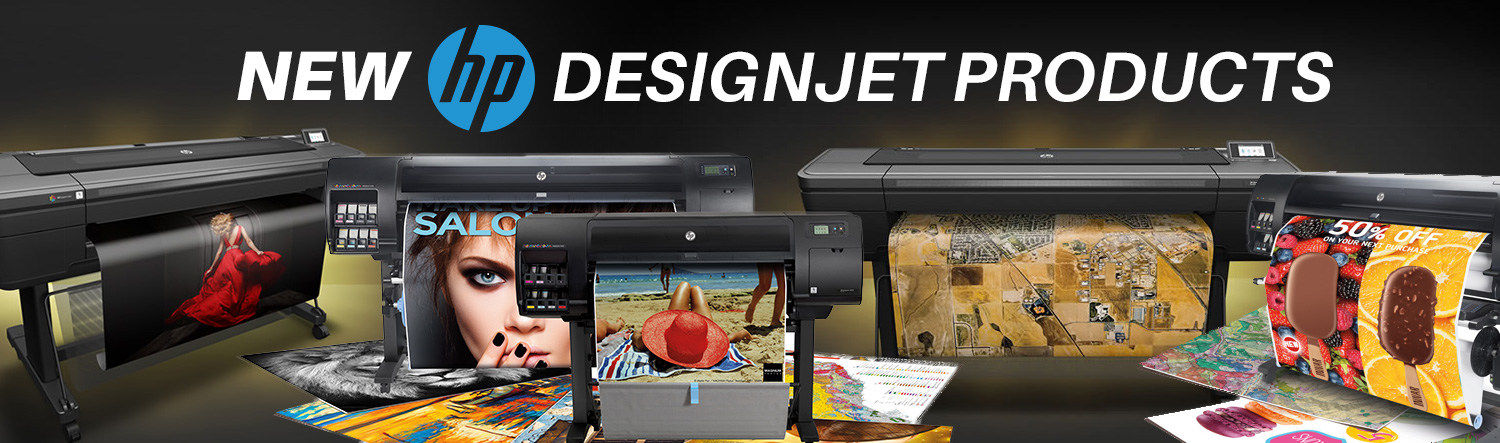 New DesignJet Products
