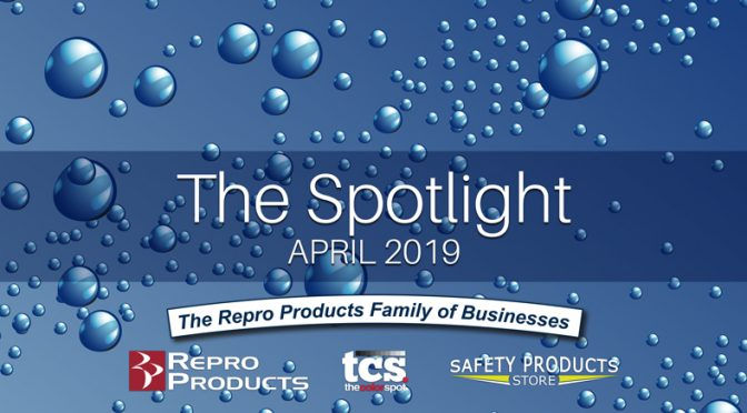 April 2019 Newsletter
