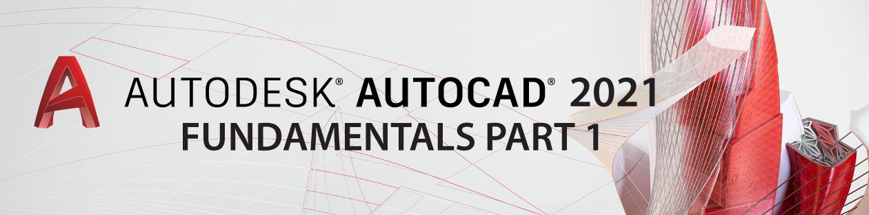 Autocad 2020 Fundamentals Training Part 1 Repro Products