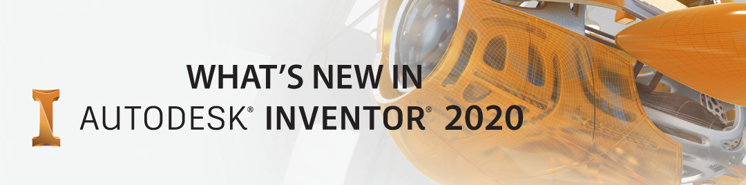 Whats New in Inventor Webinar Header