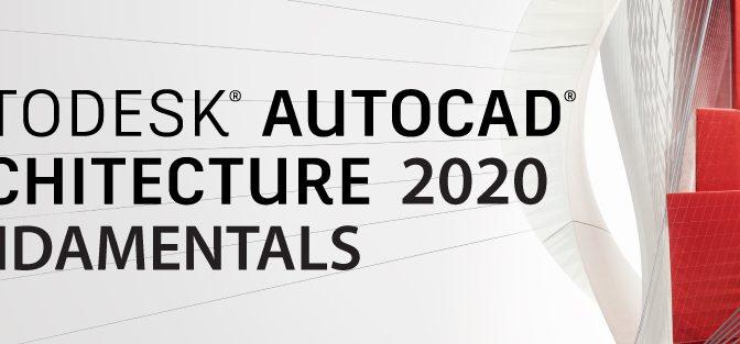 AutoCAD Architecture 2020 Fundamentals Training Event