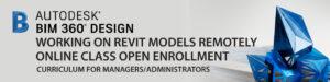 BIM 360 Design Managers/Admins Header