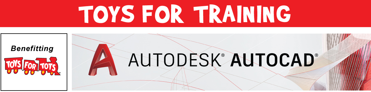 Toys for Training AutoCAD Header