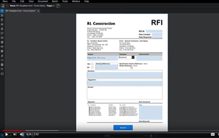 Form Fill Graphic