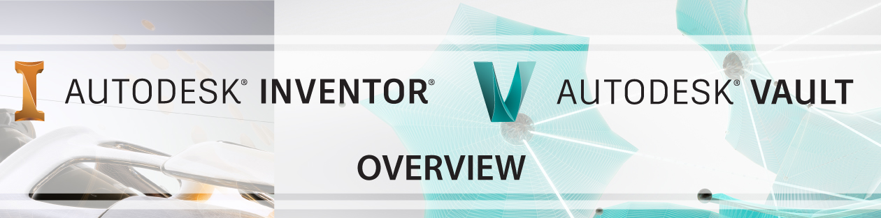 Inventor and Vault Webinar Header