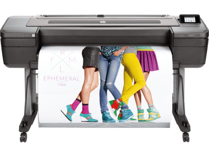 HP Graphics Printers HP DesignJet Z9 Image