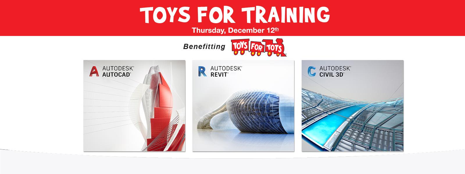 Toys for Training Header