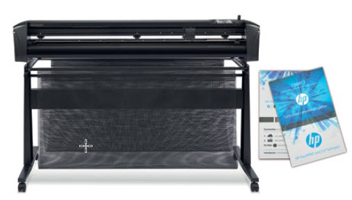 HP Latex 54 Basic Cutting Solution