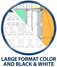 Printing & Graphics Large Format Icon