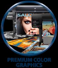 Printing & Graphics Premium Color Hearder